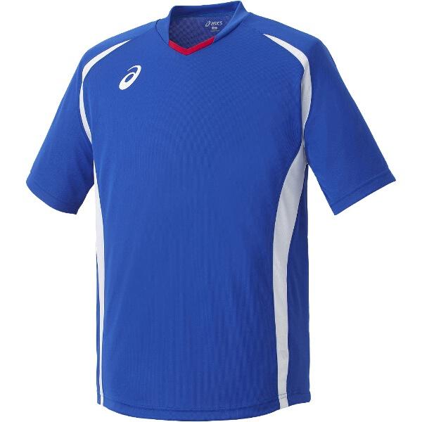 サッカー用 ゲームシャツHS XS1140 [カラー:ブルー] [サイズ:L] #XS1140