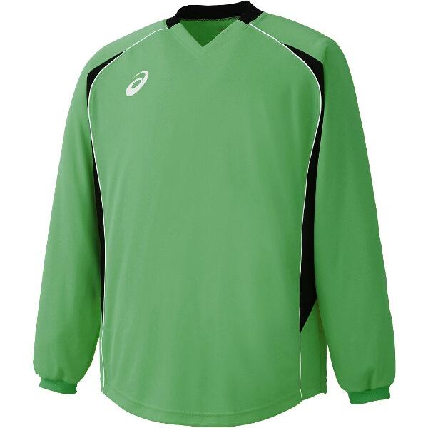 サッカー用 ゴールキーパーウェア GKシャツ XS1192 [カラー:グラスグリーン] [サイズ:L] #XS1192
