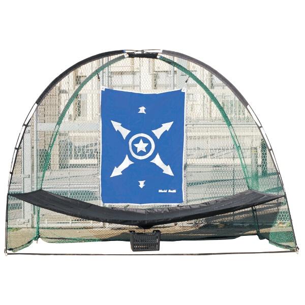 【ユニックス】 スーパードームネット #BX7560N 【スポーツ・アウトドア:野球・ソフトボール:打撃練習用品:バッティングゲージ】【UNIX】