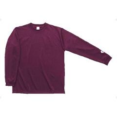 ロングスリーブシャツ CB451324L [カラー:マロン] [サイズ:140] #CB451324L-6900
