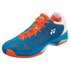 【ヨネックス】 テニスシューズ パワークッション フュージョンレブAC [カラー:ピーコックブルー] [サイズ:22.5cm] #SHT-FAC-167 【スポーツ・アウトドア:テニス:競技用シューズ:メンズ競技用シューズ】【YONEX】
