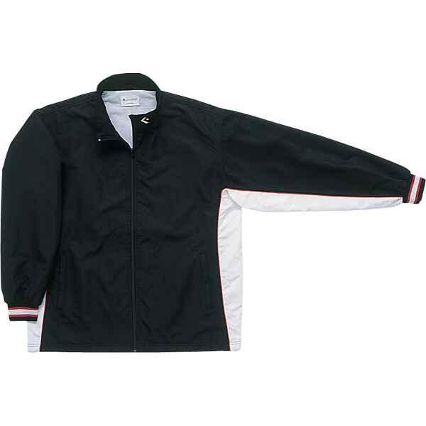 【コンバース】 ウォームアップジャケット CB13102S [カラー:ブラック×ホワイト] [サイズ:M] #CB13102S-1911 【スポーツ・アウトドア:その他雑貨】【CONVERSE】