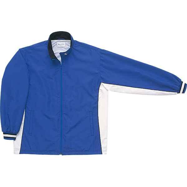 【コンバース】 ウォームアップジャケット CB13102S [カラー:ロイヤルブルー×ホワイト] [サイズ:L] #CB13102S-2511 【スポーツ・アウトドア:その他雑貨】【CONVERSE】
