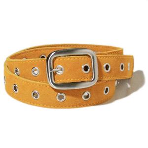 Watch 細; ten colors of development suede belt Belt