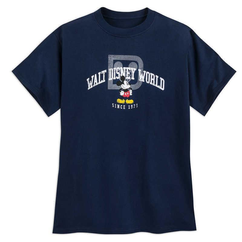 d8b568e5 ... present gift birthday popularity for Disney Disney US formula product  Mickey Mouse Mickey Walt Disney world Walt Disney T-shirt tops clothes  shirt adult