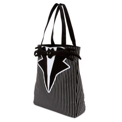Disney (Disney) US official products Jack Skellington nightmare before Christmas Tote back bag satchel handbag bag capdase Jack Skellington Tuxedo Tote Bag ...