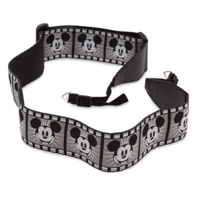 【1-2日以内に発送】ディズニー Disney US公式商品 ミッキーマウス カメラ ストラップ [並行輸入品] Mickey Mouse Camera Strap