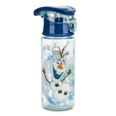 (Disney) Disney US official merchandise OLAF Ana and snow Queen frozen water bottle water bottle capdase Olaf Water Bottle toy store presents gifts birthday ...