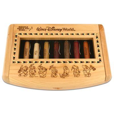 【取寄せ】ディズニー Disney US公式商品 7人の小人たち ペン 筆記具 文具 文房具 アリバスブラザーズ [並行輸入品] Seven Dwarfs Pen Set by Arribas - Personalizable