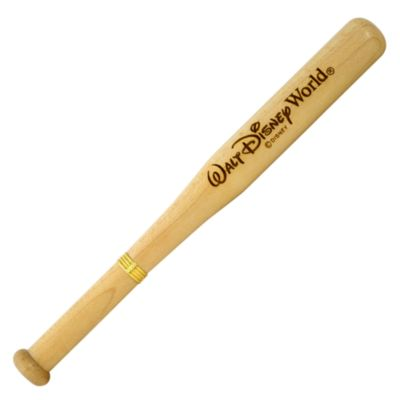 【取寄せ】ディズニー Disney US公式商品 ウォルトディズニーワールド ペン 筆記具 文具 文房具 アリバスブラザーズ [並行輸入品] Walt Disney World Baseball Bat Pen by Arribas - Personalizable