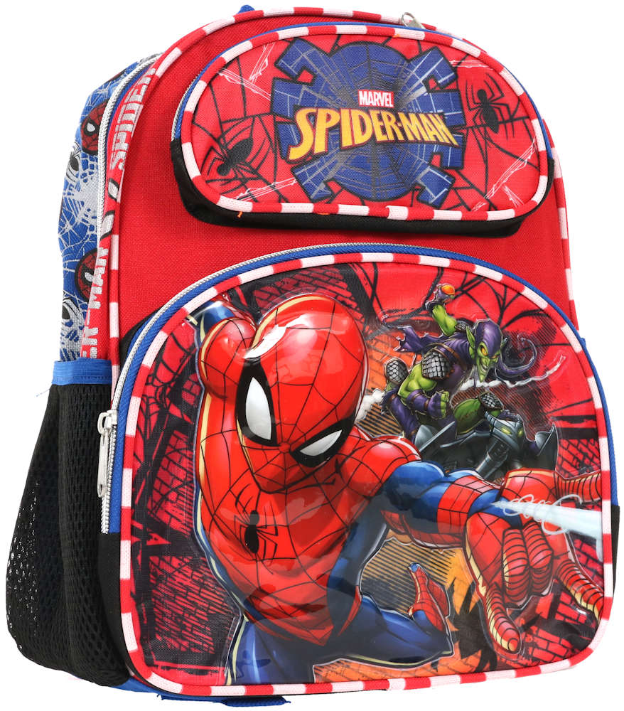 Spiderman Christmas.Kids Parallel Import Goods Spiderman Backpack 12 Christmas Birthday Present Gift Christmas 誕 For The Disney Disney Spider Man Spider Ma Bell