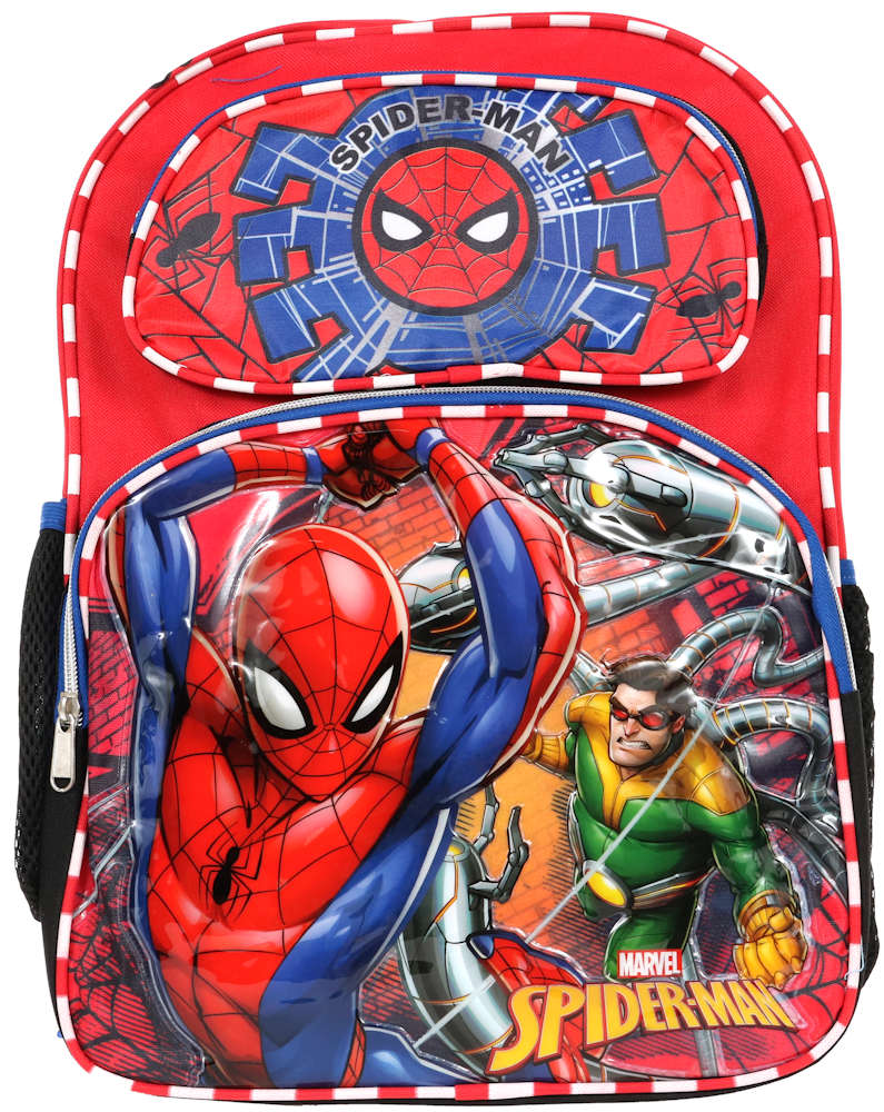 Spiderman Christmas.Kids Parallel Import Goods Spiderman Backpack 16 Christmas Birthday Present Gift Christmas 誕 For The Disney Disney Spider Man Spider Ma Bell