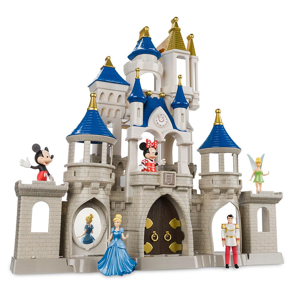 【取寄せ】 ディズニー Disney US公式商品 シンデレラ プリンセス ウォルトディズニーワールド おもちゃ 玩具 トイ セット [並行輸入品] Cinderella Castle Play Set - Walt Disney World グッズ ストア プレゼント ギフト 誕生日 人気 クリスマス 誕生日 プレゼン