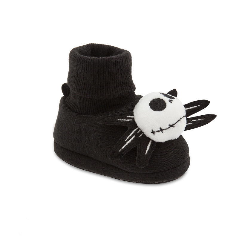 ceda3c371 ○Product explanation. Dress your baby as the Pumpkin King in these  frightfully adorable Jack Skellington Costume Shoes. Featuring a 3D plush  appliqu? of ...
