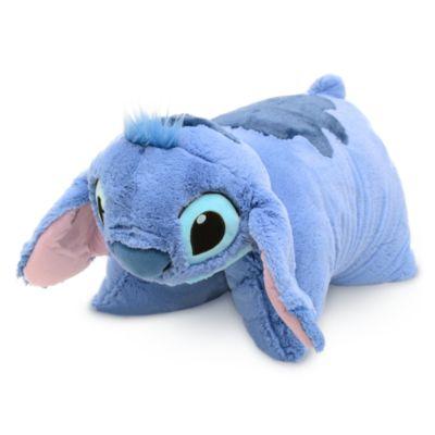 【あす楽】ディズニー Disney US公式商品 リロとスティッチ プラッシュ ぬいぐるみ 人形 枕 クッション ピロー [並行輸入品] Stitch Plush Pillow