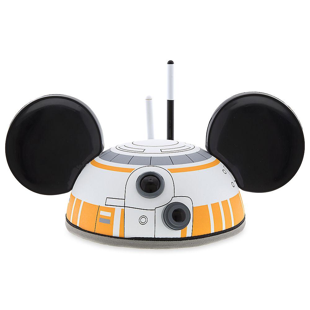 【あす楽】ディズニー Disney US公式商品 スターウォーズ BB-8 BB8 フォースの覚醒 ハット 帽子 キャップ イヤーハット 【子供用】 ミッキー 耳 [並行輸入品] Ear Hat - Star Wars: The Force Awakens グッズ ストア プレゼント ギフト 誕生日 人気