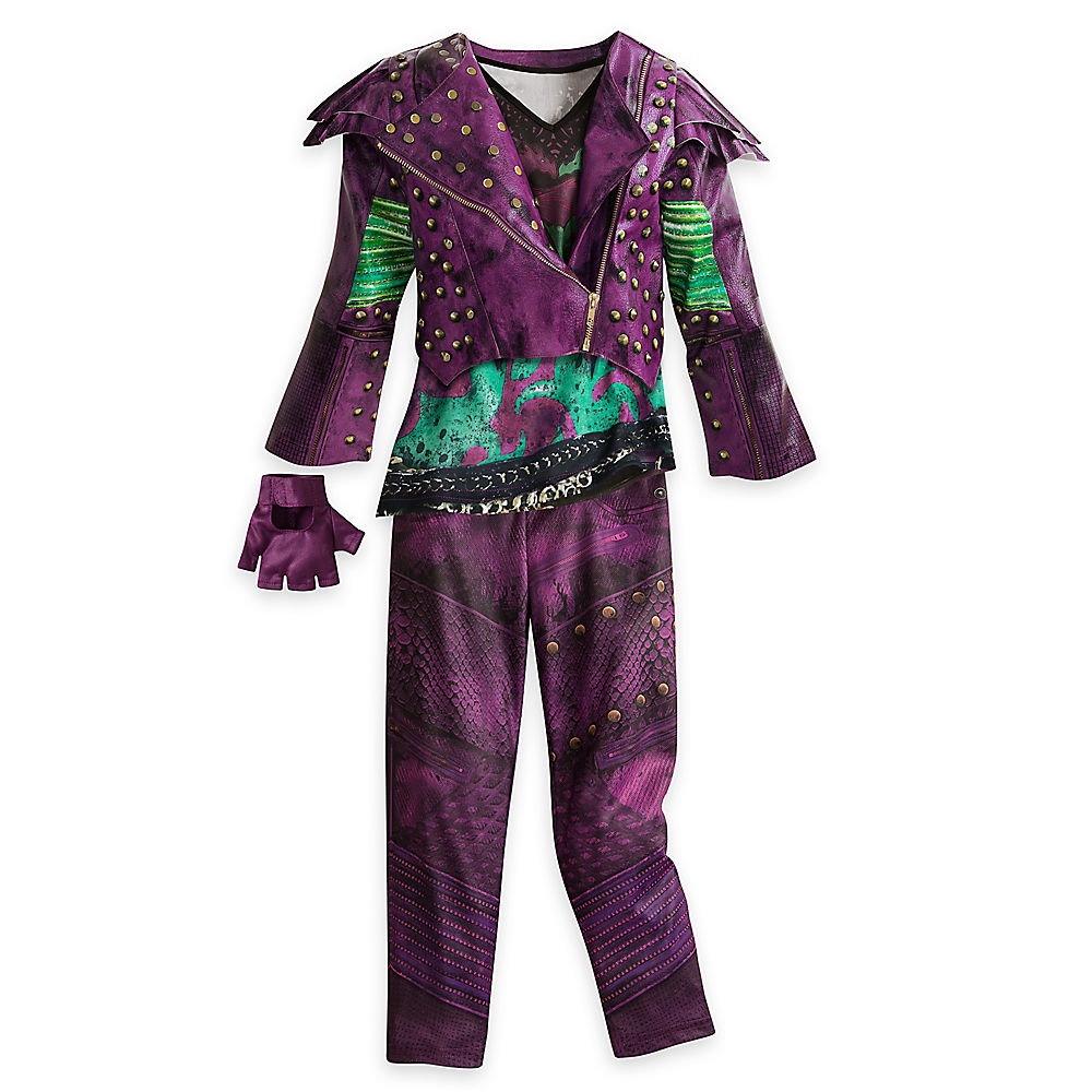 Child Boy Parallel Import Goods Mal Costume For Kids Descendants 2 Goods Store Present Of The Kids Woman For The Disney Disney Us Formula Product