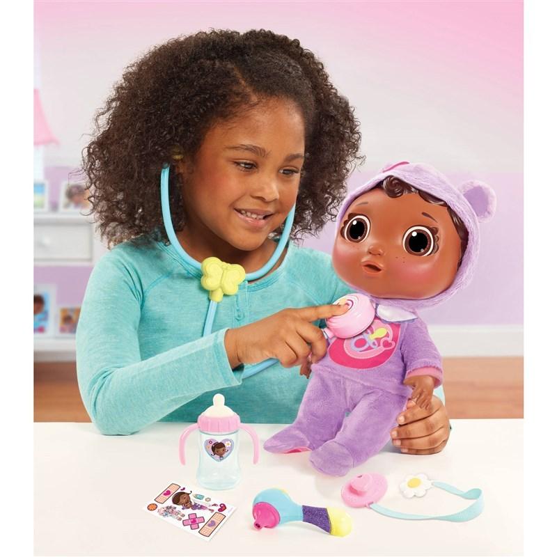 【楽天市場】【あす楽】ディズニー Disney ドックはおもちゃドクター ベビー ファッションドール 人形 おもちゃ