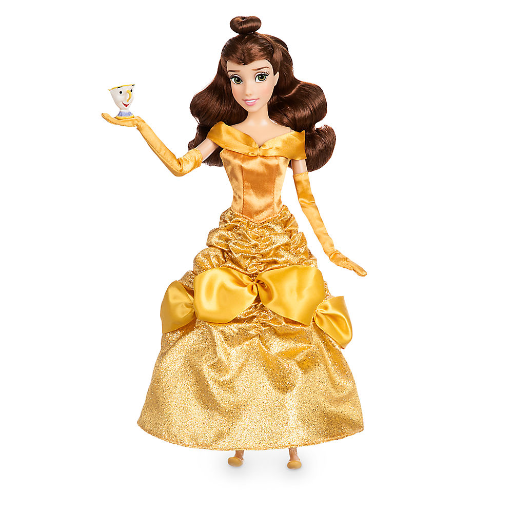 b368a5f715202c Disney (Disney)US formula product Beauty and the Beast bell Princess figure  skating ornament doll classical music Dole Dole toy  parallel import goods   ...