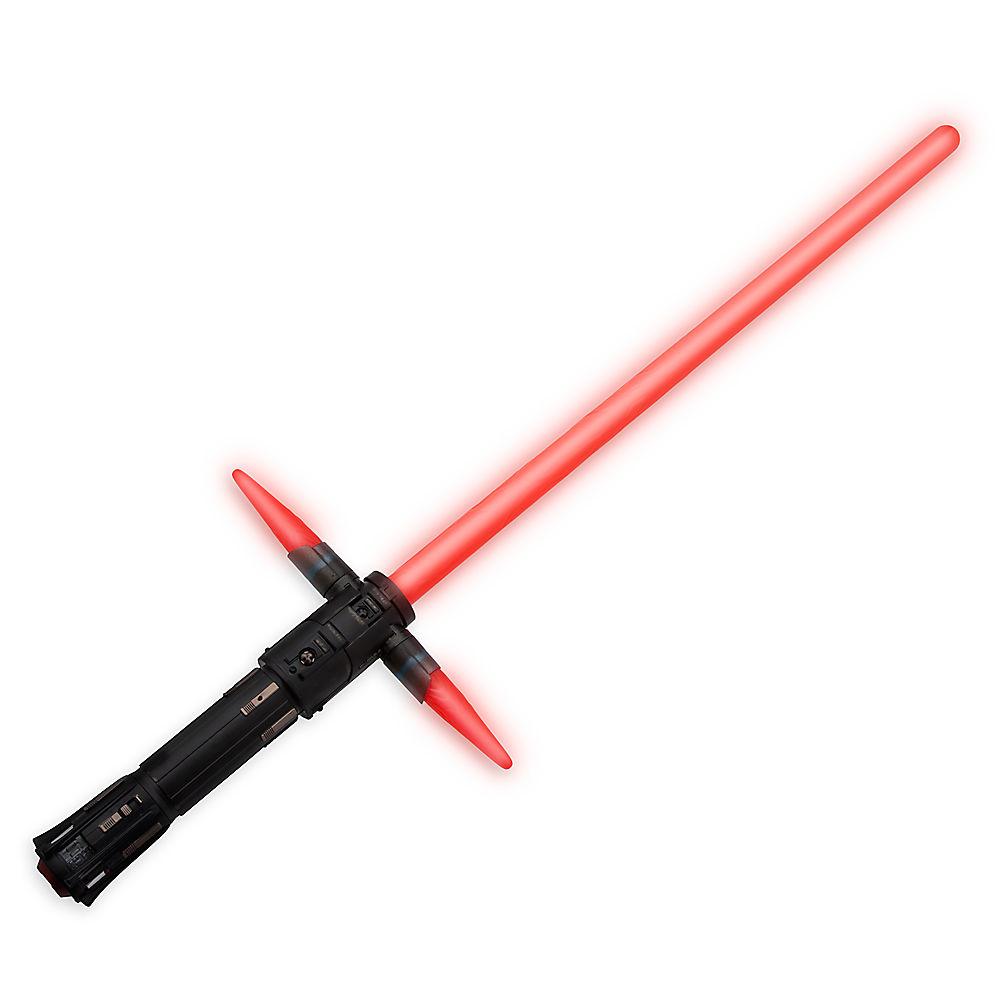 【取寄せ】 ディズニー Disney US公式商品 最後のジェダイ スターウォーズ ジェダイ カイロレン ライトセーバー おもちゃ 玩具 [並行輸入品] Kylo Ren Lightsaber - Star Wars: The Last Jedi グッズ ストア プレゼント ギフト 誕生日 人気 クリスマス 誕生日 プレゼント