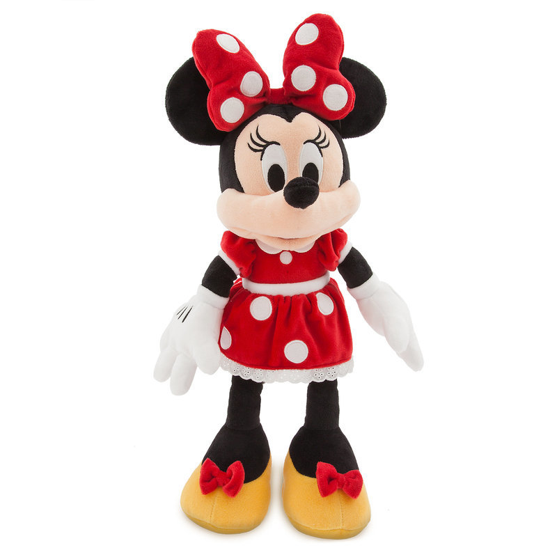 Christmas Minnie Mouse Plush.Christmas Birthday Present Gift Popular On The サイズプラッシュ Parallel Import Goods Minnie Mouse Plush Red Medium Goods Store Present Gift Birthday Out