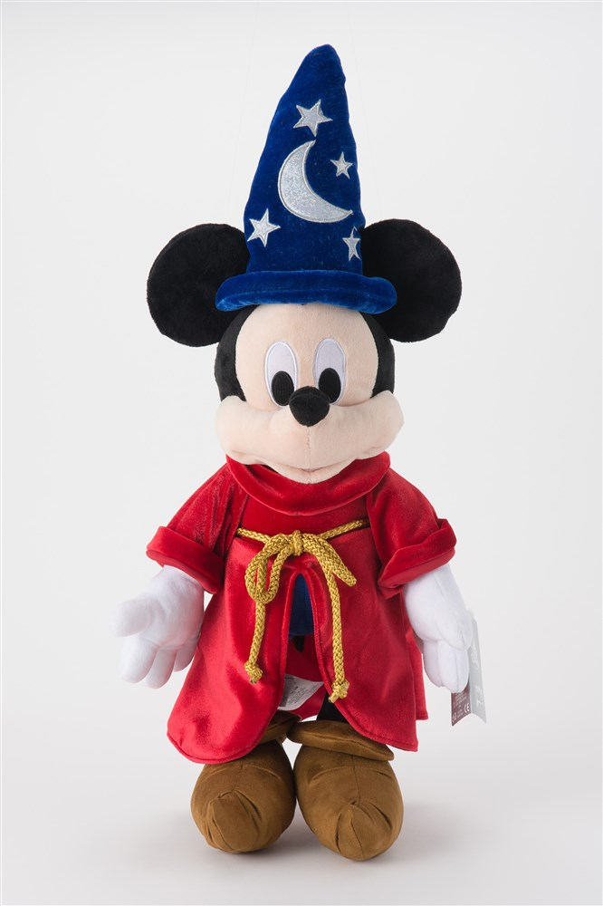1ff9129d826 Size  parallel import goods  Sorcerer Mickey Mouse Plush - Fantasia Medium  goods store present gift out of the Disney Disney US formula product Mickey  Mouse ...