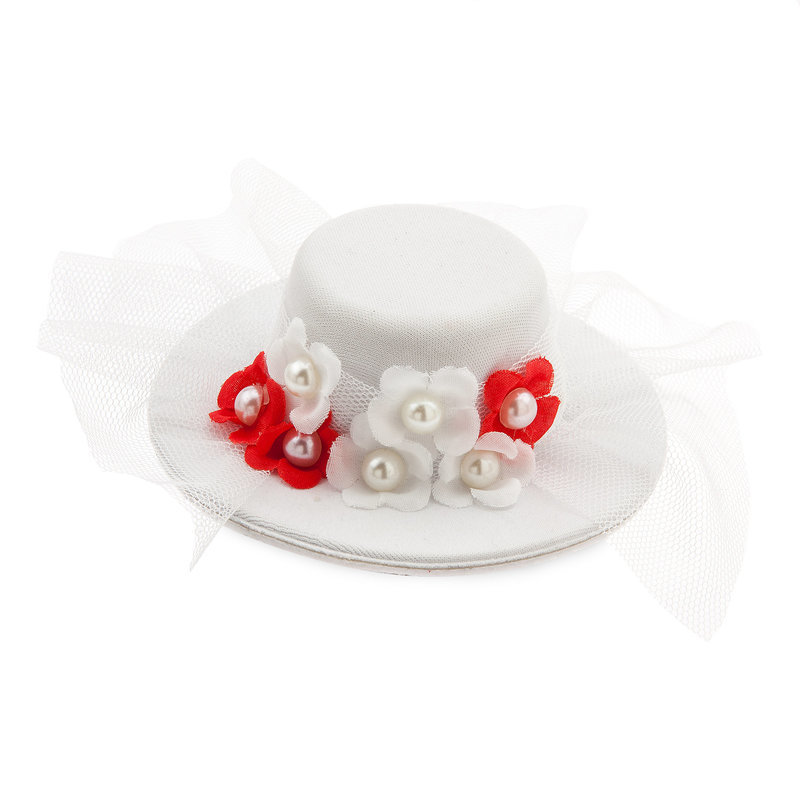 Disney US Formula Product Mary Poppins Hat Cap Awning Clothes Hair Clip Barrette Parallel Import Goods Store