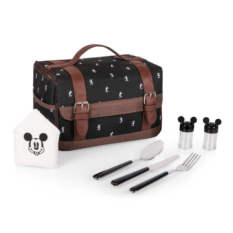 【取寄せ】 ディズニー Disney US公式商品 ミッキーマウス ミッキー トートバッグ バック 鞄 かばん 手提げ ランチトートバッグ お弁当入れ [並行輸入品] Mickey Mouse Lunch Tote グッズ ストア プレゼント ギフト 誕生日 人気 クリスマス 誕生日 プレゼント ギフト