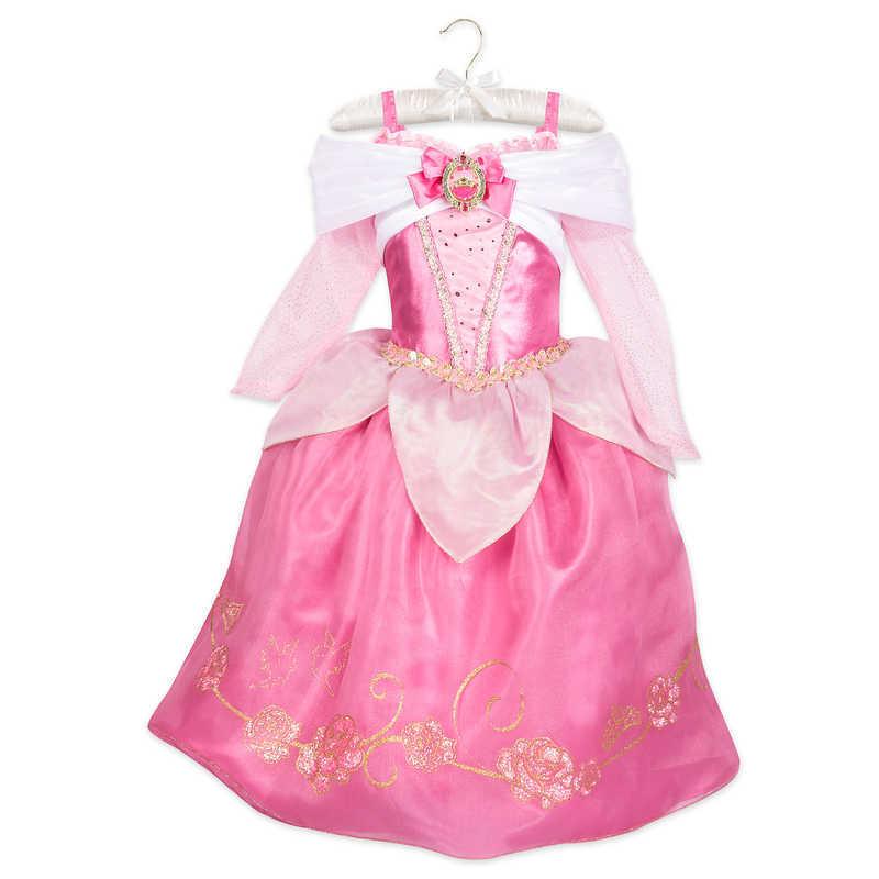 【取寄せ】 ディズニー Disney US公式商品 眠れる森の美女 オーロラ姫 プリンセス コスチューム 衣装 ドレス 服 コスプレ ハロウィン ハロウィーン 子供 キッズ 女の子 男の子 [並行輸入品] Aurora Costume for Kids - Sleeping Beauty グッズ ストア プレゼント ギフト 誕生