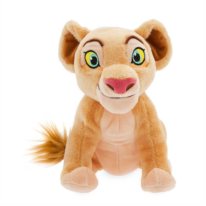 Disney Disney Us Formula Product Lion King Japanese Oak Soft Toy Mini Toy Parallel Import Goods Nala Plush The Lion King Mini Bean Bag 6 12
