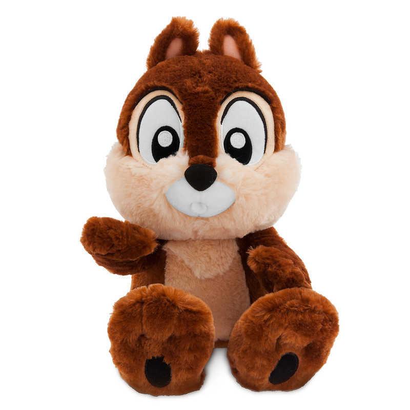【取寄せ】 ディズニー Disney US公式商品 チップとデール Chip 'n' Dale デール 中サイズ ぬいぐるみ 人形 おもちゃ 30cm [並行輸入品] Big Feet Plush - 'n Medium 12'' グッズ ストア プレゼント ギフト クリスマス 誕生日 人気