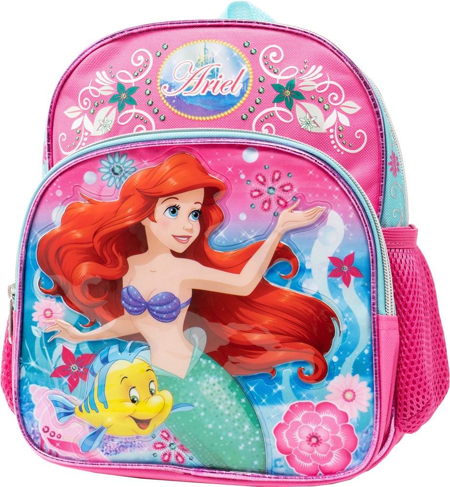 Disney The Little Mermaid BackpackGirls Little Mermaid Bag Ariel Backpack