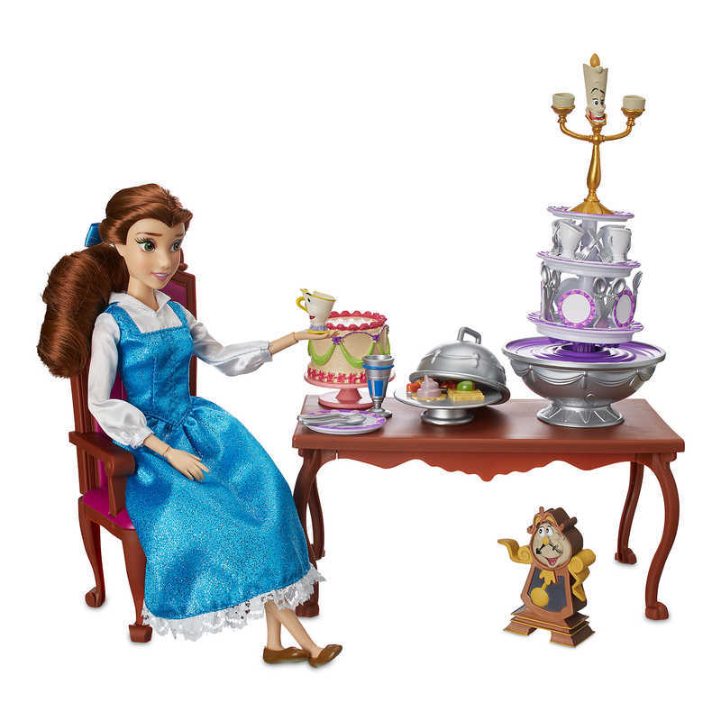 Disney Princess Beauty and The Beast Be Our Guest Twin Pack Doll