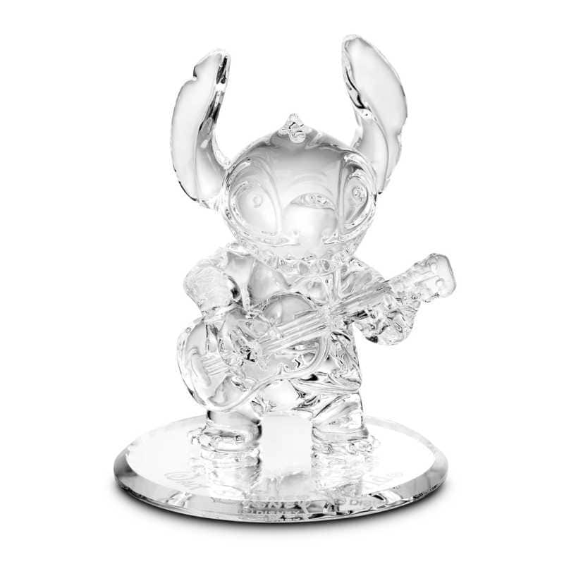 【取寄せ】 ディズニー Disney US公式商品 スティッチ リロとスティッチ アリバスブラザーズ ガラスのフィギュア 置物 人形 グラス ガラス フィギュア [並行輸入品] Stitch Glass Figurine by Arribas グッズ ストア プレゼント ギフト クリスマス 誕生日 人気