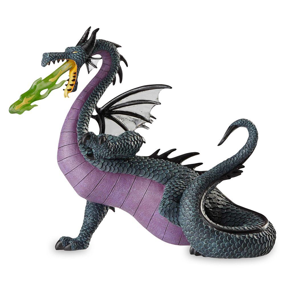【取寄せ】 ディズニー Disney US公式商品 マレフィセント オーロラ姫 ドラゴン 龍 竜 エネスコ フィギュア 置物 人形 [並行輸入品] Maleficent as Dragon Figurine by Enesco グッズ ストア プレゼント ギフト クリスマス 誕生日 人気