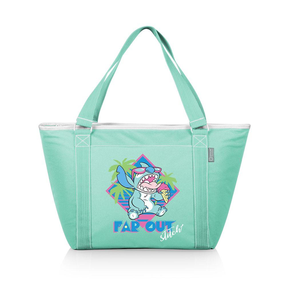【取寄せ】 ディズニー Disney US公式商品 スティッチ リロとスティッチ トートバッグ バック 鞄 かばん 手提げ [並行輸入品] Stitch Cooler Tote グッズ ストア プレゼント ギフト クリスマス 誕生日 人気