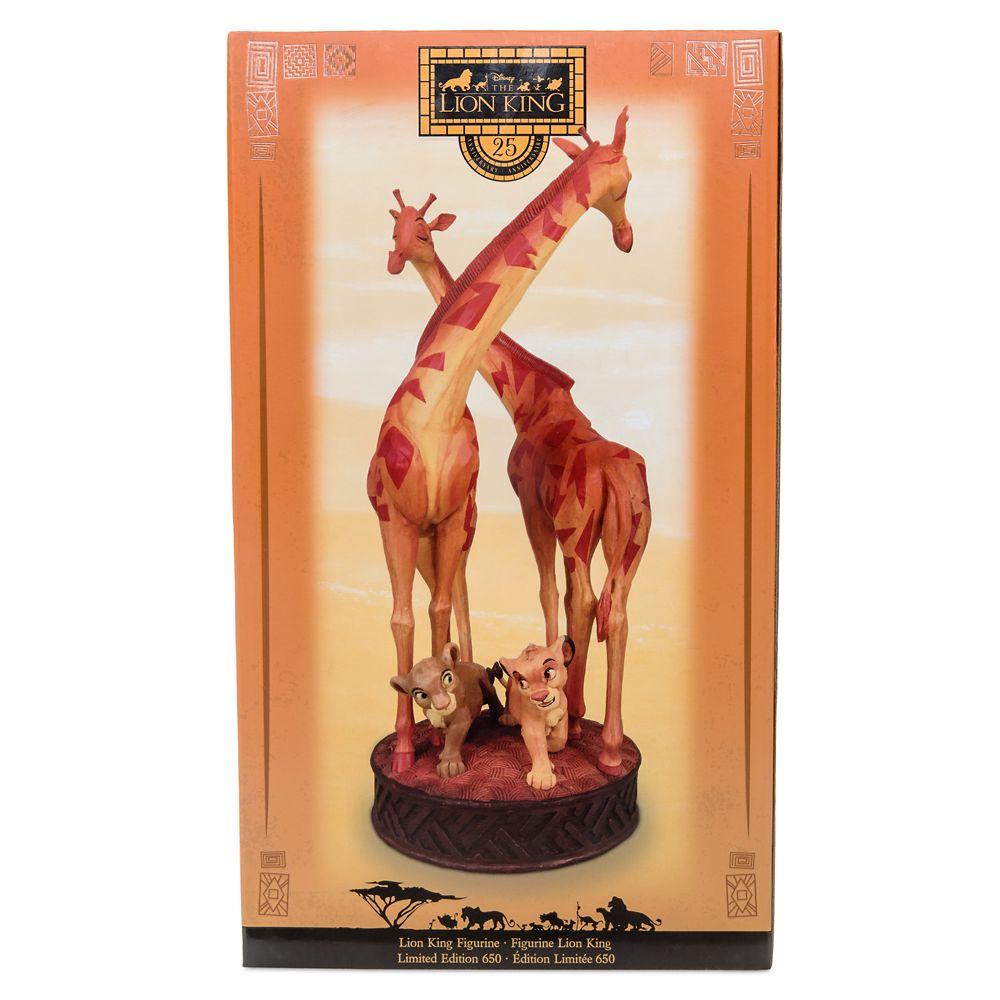 【取寄せ】 ディズニー Disney US公式商品 ライオンキング フィギュア 置物 人形 限定版 おもちゃ 25周年 限定 [並行輸入品] The Lion King 25th Anniversary Figure ? Limited Edition グッズ ストア プレゼント ギフト クリスマス 誕生日 人気