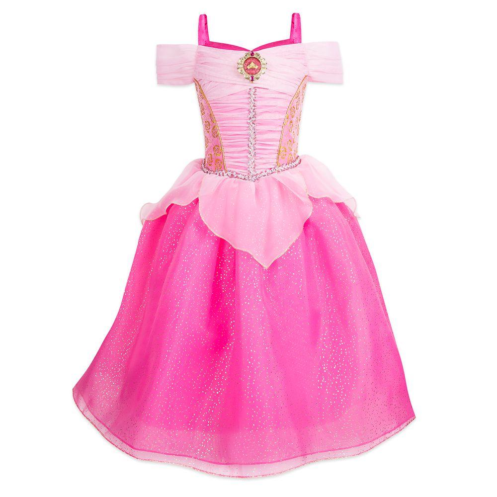 【あす楽】 ディズニー Disney US公式商品 眠れる森の美女 オーロラ姫 プリンセス コスチューム 衣装 ドレス 服 コスプレ ハロウィン ハロウィーン 子供 キッズ 女の子 ガールズ [並行輸入品] Aurora Costume for Kids ? Sleeping Beauty グッズ ストア プレゼ