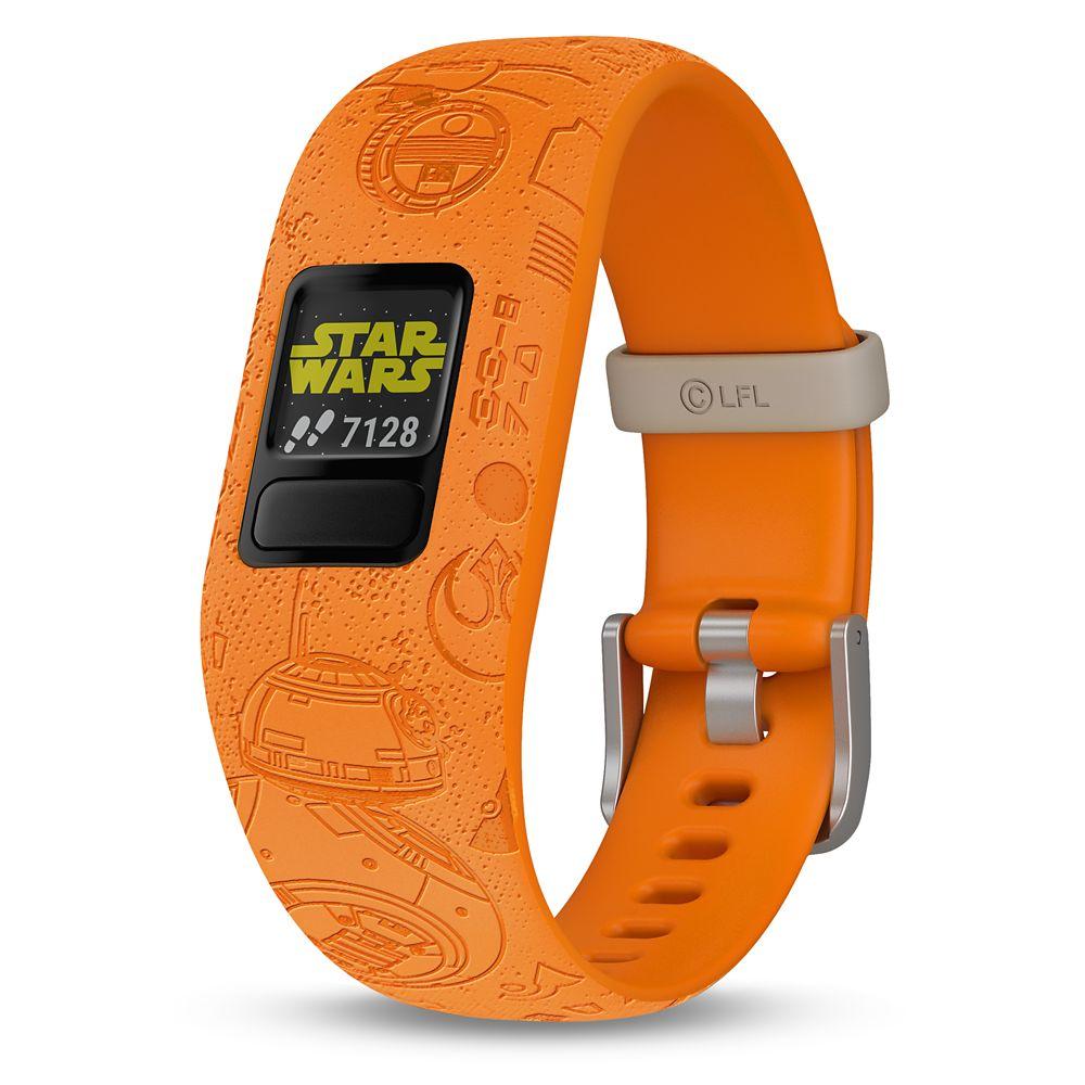 【取寄せ】 ディズニー Disney US公式商品 スターウォーズ ライトサイド Garmin ガーミン vivofit jr. 2 子供 キッズ 女の子 男の子 [並行輸入品] Light Side Activity Tracker for Kids by ? Star Wars グッズ ストア プレゼント ギフト クリスマス 誕生日 人気