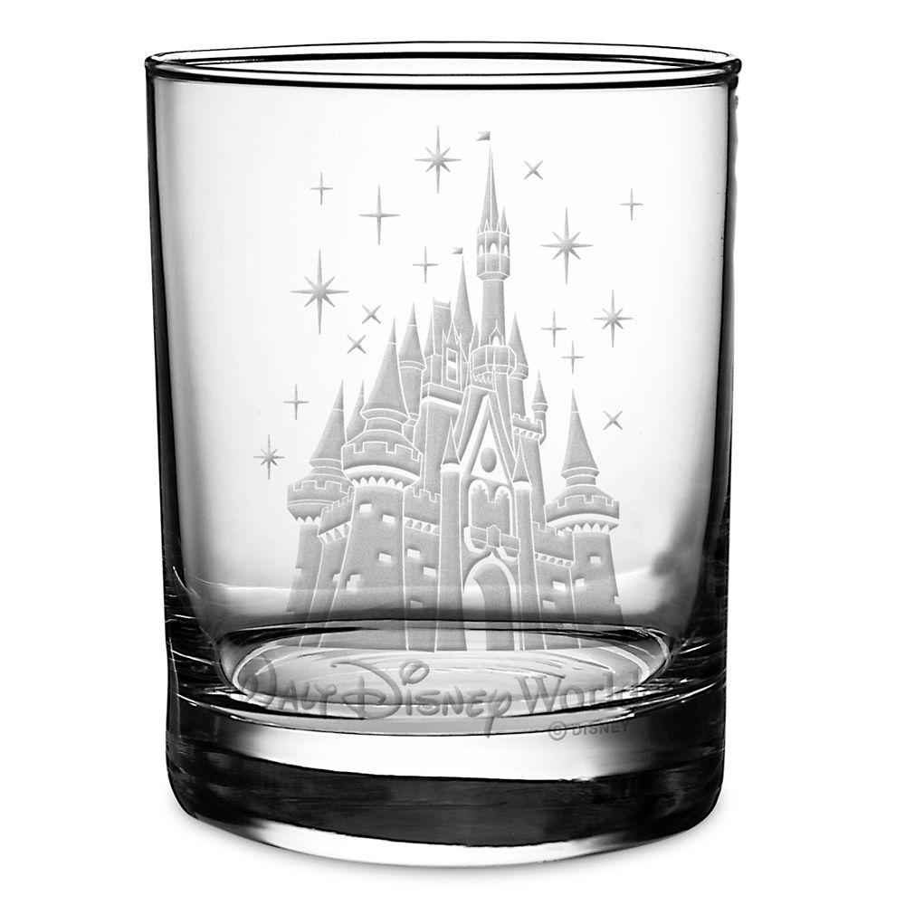【取寄せ】 ディズニー Disney US公式商品 シンデレラ プリンセス アリバスブラザーズ グラス ガラス 城 キャッスル [並行輸入品] Cinderella Castle Glass by Arribas ? Personalized グッズ ストア プレゼント ギフト クリスマス 誕生日 人気