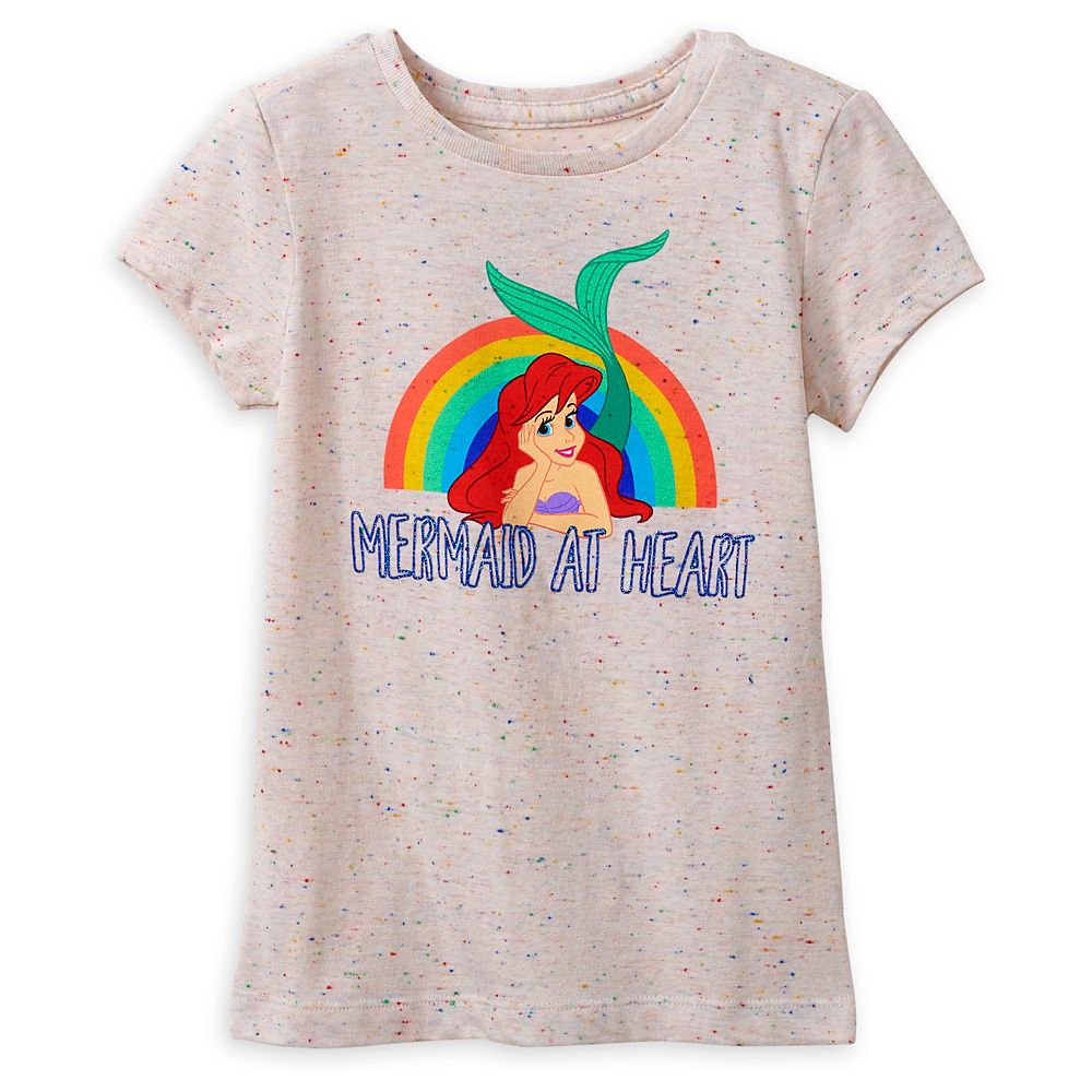 The Little Mermaid Mens Sebastian Human World T-Shirt