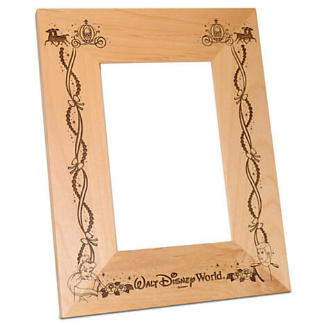 disney disney us official merchandise cinderella princess walt disney world photo frame photo frame - Disney Picture Frames