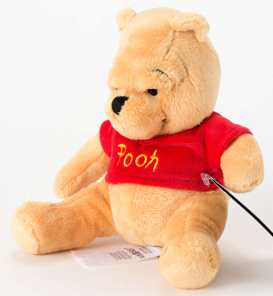82fdc39a0741 Winnie the Pooh Plush Stuffed Doll (Disney) Disney US official products bear  the capdase Winnie the Pooh Plush - Mini Bean Bag 7     toy store gift  birthday ...