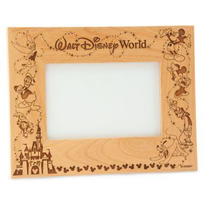 【取寄せ】ディズニー Disney US公式商品 シンデレラ プリンセス ウォルトディズニーワールド フォトフレーム 写真フレーム 写真立て 額 アリバスブラザーズ [並行輸入品] Walt Disney World Cinderella Castle Frame by Arribas - Personal