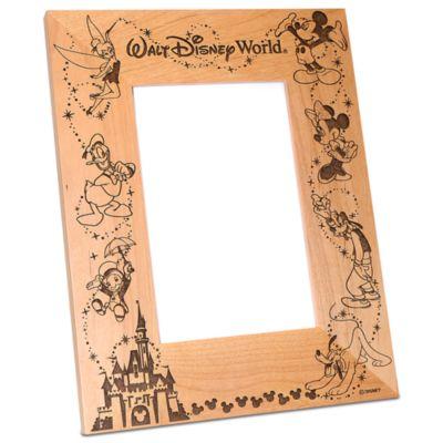 【取寄せ】ディズニー Disney US公式商品 シンデレラ プリンセス ウォルトディズニーワールド フォトフレーム 写真フレーム 写真立て 額 アリバスブラザーズ [並行輸入品] Walt Disney World Cinderella Castle Photo Frame by Arribas - Pe
