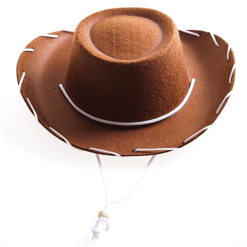 7be984ba4 Hat hat cowboy western hat western Woody Toy Story Disney boy [parallel  import goods] with the cowboy hat scarf