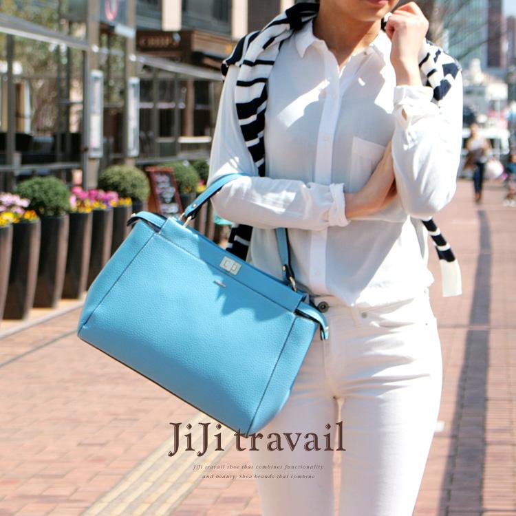 バッグ ショルダーバッグ ハンドバッグ 2WAYレディースバッグ ビジネス JiJi travail (763014) 【送料無料】