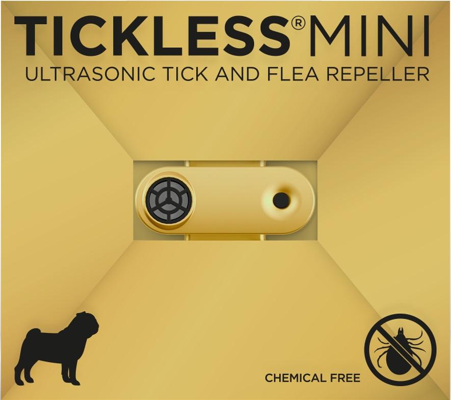 超音波で薬不使用 だからペットにやさしい ヨーロッパ製 TICKLESS USB Mini USBタイプ チックレス ミニ ~愛犬 アウトドア 首輪 再再販 アクセサリー 猫 信頼 ペットにやさしい~おさんぽがもっと楽しくなる 超音波 愛猫をダニ 薬を使わない 犬 ノミから守ろう