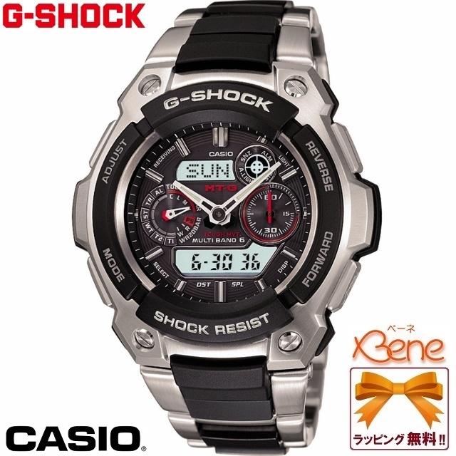 MTG-1500-9AJF CASIO 腕時計 MT-G G-SHOCK 電波時計カシオ 【即納可】 Gショック ソーラー 【あす楽対応】 電波