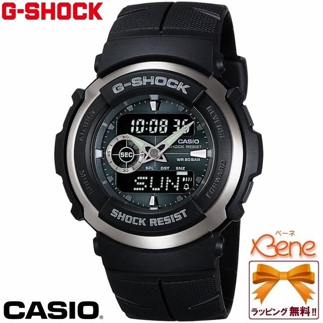 CASIO/カシオ G-SHOCK/ジーショック G-SPIKE/GスパイクデジアナモデルG-300-3AJF